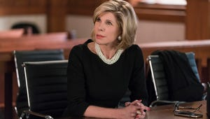 The Good Fight Exclusive: Watch Diane Contemplate Becoming a Pastry Chef