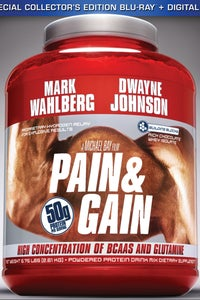 Pain & Gain as Adrian Doorbal
