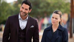 Lucifer's Tom Ellis and Lauren German Tease Deckerstar's Teamwork and Sacrifice in Season 6