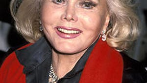 Publicist: Zsa Zsa Gabor Asks to Receive Last Rites