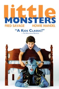 Little Monsters as Maurice