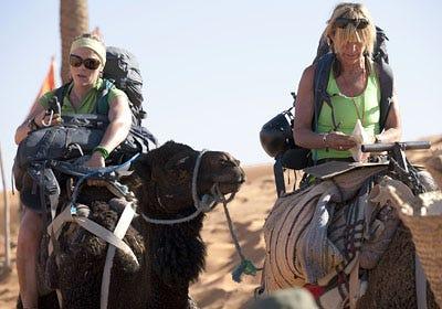 "Expedition Impossible - Season 1 - ""Sun! Sand! Sahara!"" - Ruthie Vanderbeck and Ellie Vanderbeck"