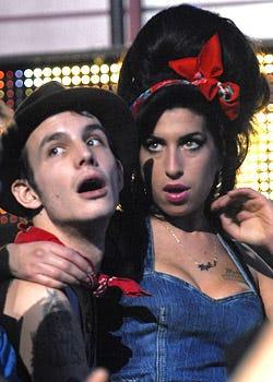 Blake Fielder-Civil and Amy Winehouse - The 2007 MTV Europe Music Awards in Germany, November 1, 2007