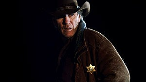 On the Range With A&E's Hot Summer Hit Longmire