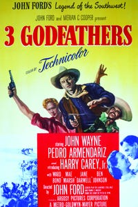 Three Godfathers as Members of Posse