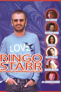 Ringo Starr & His All Starr Band: Live 2006 as vocals/drums