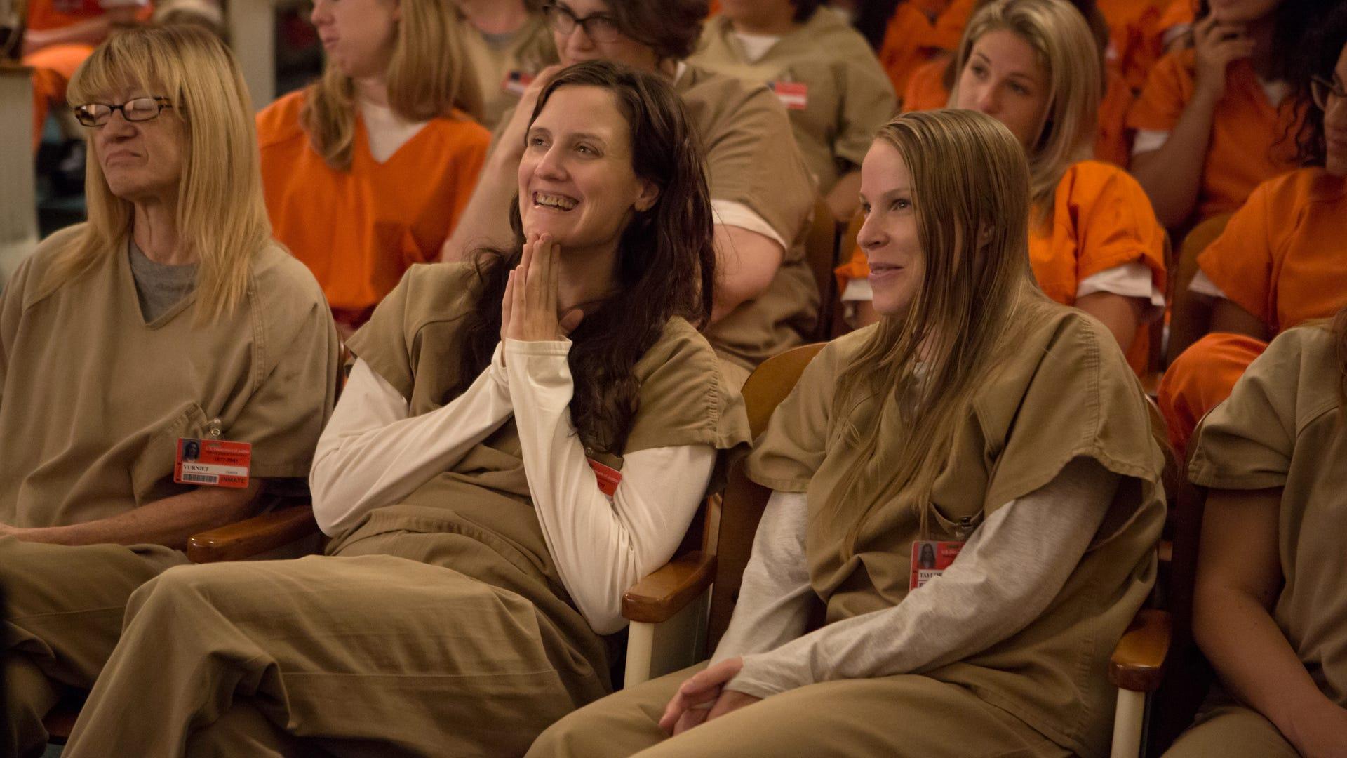 Julie Lake, Emma Myles, Orange Is the New Black