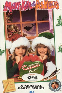 Mary-Kate and Ashley's Christmas Party