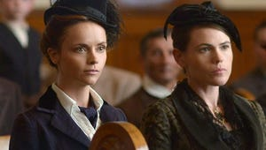 Christina Ricci Takes a Whack at Lizzie Borden for Lifetime