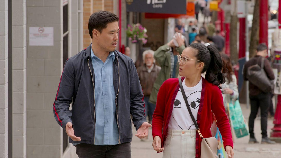 Randall Park and Ali Wong, Always Be My Maybe