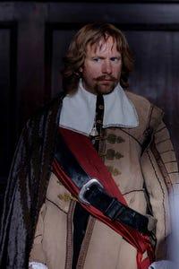 Geoffrey Streatfeild as Calum Reed