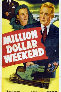 Million Dollar Weekend as Nicholas Lawrence
