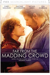 Far From the Madding Crowd as Liddy
