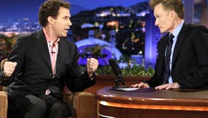 Conan O'Brien Welcomes First Guests Back For Possible Final Episode