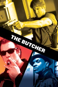 The Butcher as Terry MacMahon
