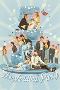 The Wedding Party as Alex