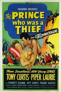 The Prince Who Was a Thief as Dignitary