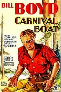 Carnival Boat as Buck Gannon