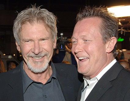 "Harrison Ford and Robert Patrick - ""Firewall"" World Premiere"