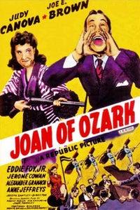 Joan of Ozark as Game Warden