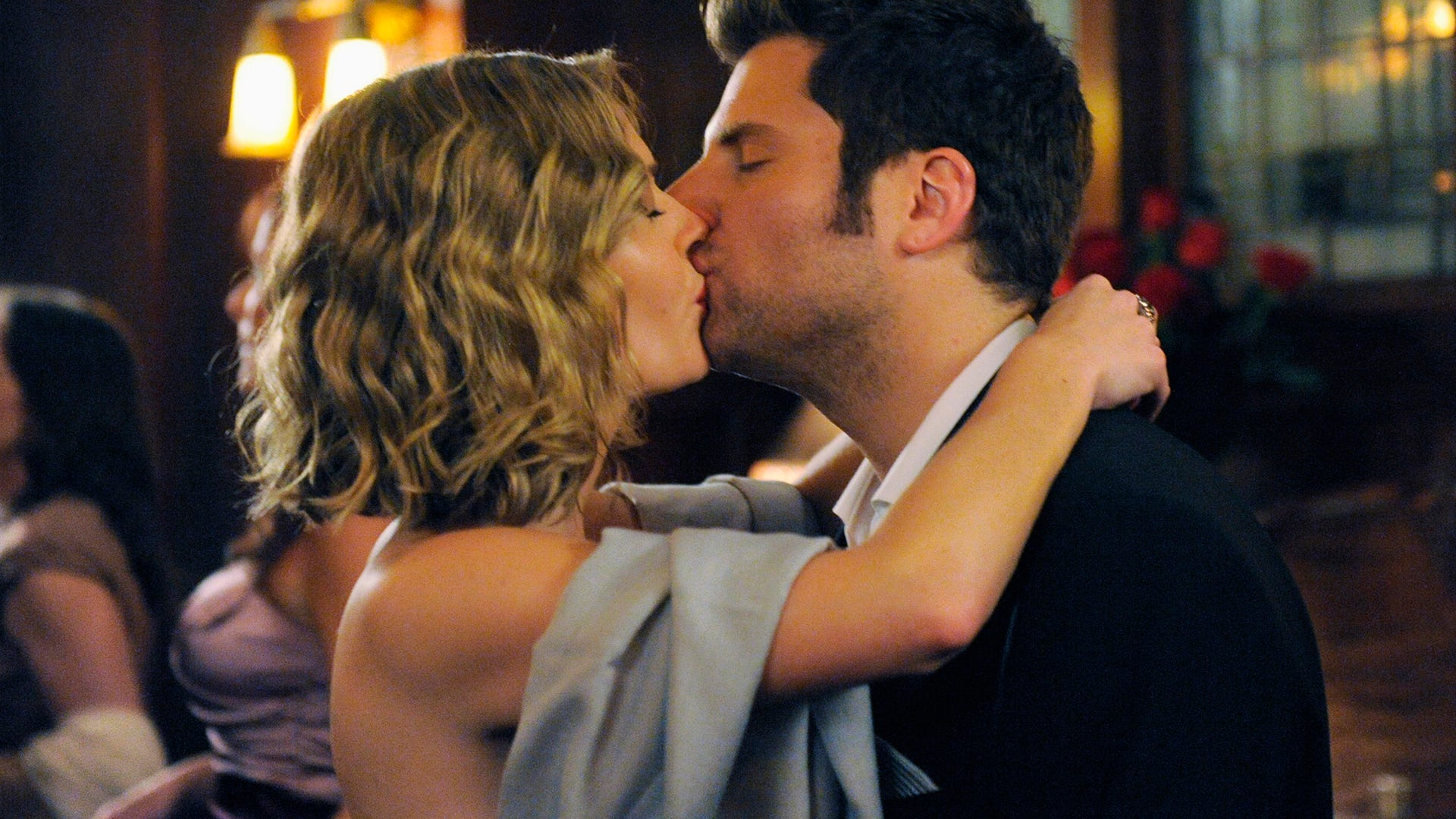 James Roday and Maggie Lawson, Psych