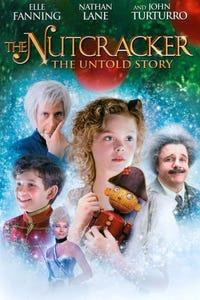 The Nutcracker in 3D as Uncle Albert