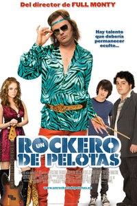 Un rockero de película