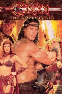 Conan as Geeda