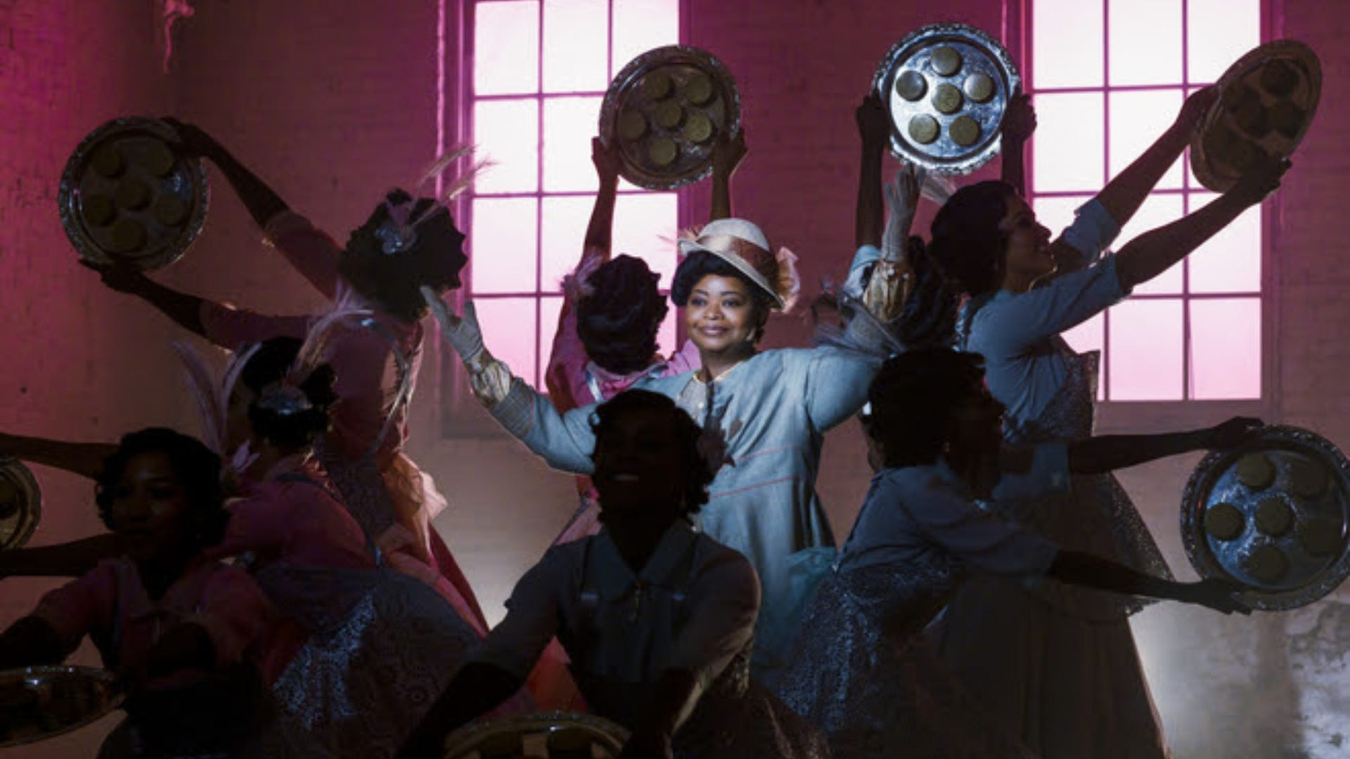 Octavia Spencer, Self Made: Inspired by the Life of Madam C.J. Walker