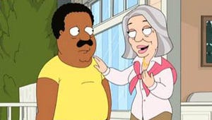Keck's Exclusives: First Look: Mrs. Brady Joins The Cleveland Show