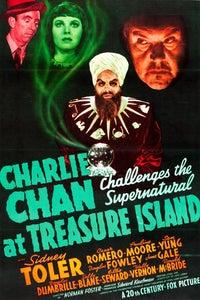 Charlie Chan at Treasure Island as Dr. Zodiac