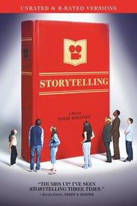 Storytelling as Himself
