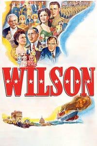 Wilson as Georges Clemenceau