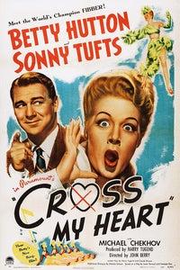 Cross My Heart as Fingerprint Expert