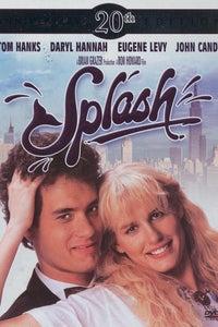 Splash as Allen Bauer