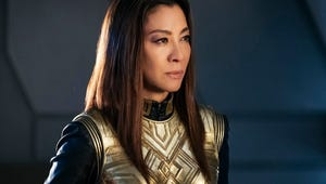 Michelle Yeoh Is One Step Closer to Getting Her Own Star Trek: Discovery Spin-Off