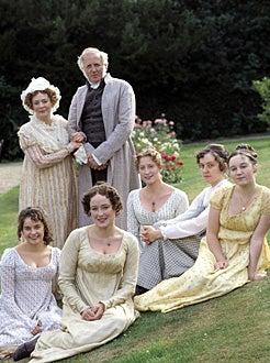 "Masterpiece - The Complete Jane Austen: ""Pride and Prejudice"" - Julia Sawalha, Jennifer Ehle, Susannah Harker, Lucy Briers, Polly Maberly, Alison Steadman, Benjamin Whitrow"