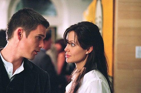 Taking Lives - Ethan Hawke, Angelina Jolie