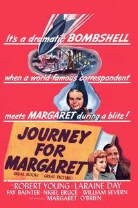 Journey for Margaret as John Davis