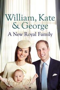 William, Kate & George