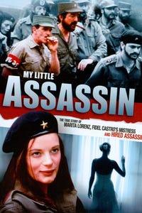 My Little Assassin as Frank Sturgis
