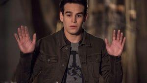 Chicago Fire Casts Sweet Pea Shadowhunters Alum Alberto Rosende in Season 8