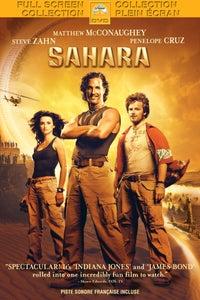 Sahara as Admiral Sandecker