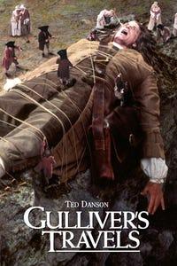 Gulliver's Travels as Dr. Lemuel Gulliver