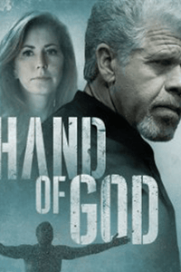 Hand of God as Pernell Harris