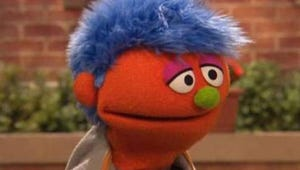 Sesame Street Adds Muppet Whose Dad Is in Jail