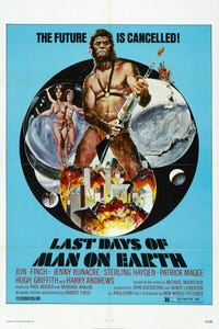 Last Days of Man on Earth as Maj. Wrongway Lindbergh