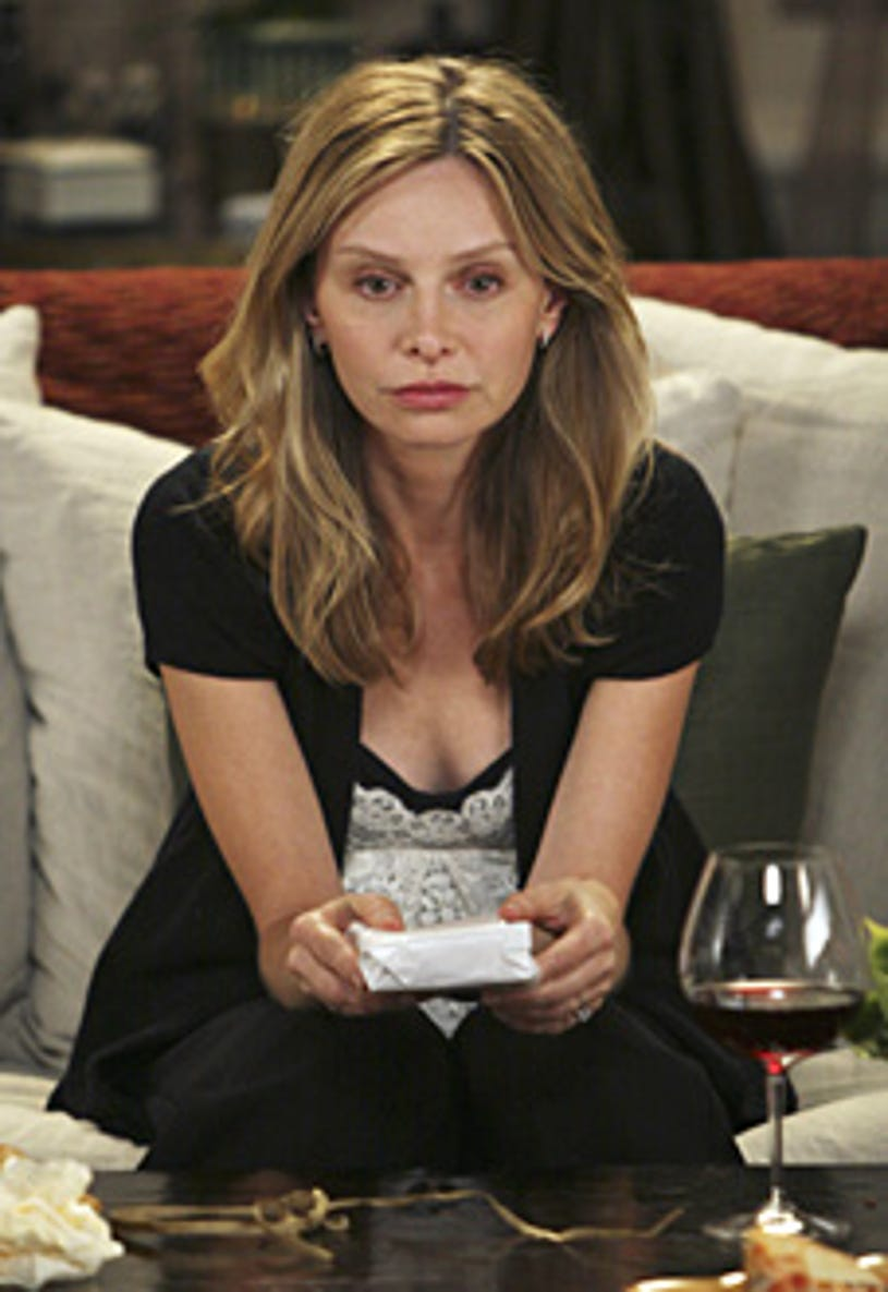 """Brothers & Sisters - Season 2, """"Home Front"""" - Calista Flockhart as Kitty"""