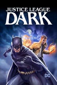 Justice League Dark as Bruce Wayne / Batman