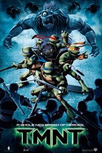 Teenage Mutant Ninja Turtles as Arpil O'Neil